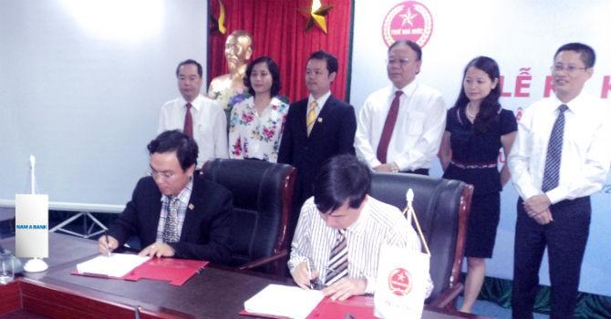 Nam A Bank phối hợp thu Ngân sách Nhà nước và Nộp thuế Điện tử