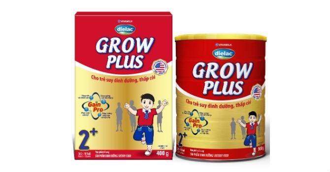 Sữa chất lượng quốc tế dành cho trẻ suy dinh dưỡng thấp còi Việt Nam