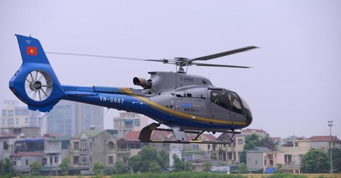 KLF triển khai dịch vụ bay du lịch bằng trực thăng