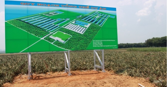 Vinamilk đầu tư 1.600 tỷ xây trang trại bò sữa công nghệ cao tại Thanh Hóa