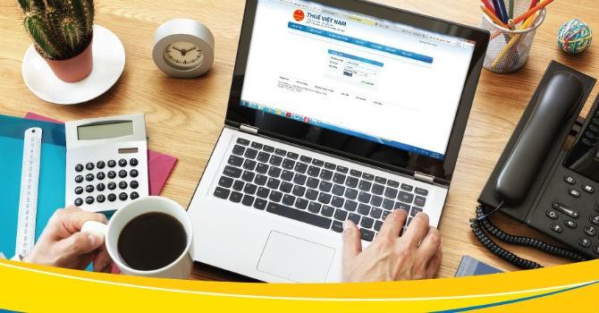 PVcomBank hỗ trợ doanh nghiệp nộp thuế điện tử