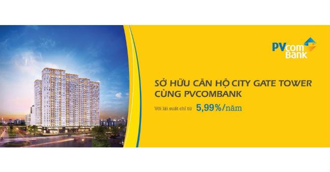 Vay mua nhà ưu đãi của PVcomBank hỗ trợ lãi suất 5.99%/năm