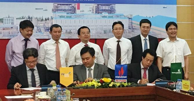 PVcomBank cung cấp gói tín dụng 2.000 tỷ đồng cho PVPower