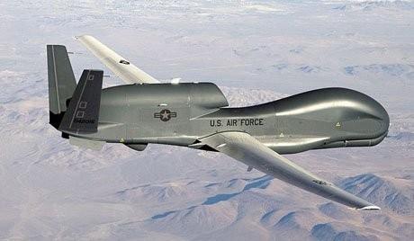 Mỹ bắt đầu triển khai máy bay trinh sát không người lái tại Nhật Bản