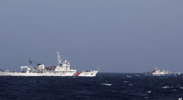 Trung Quốc đang thách thức chính sách xoay trục Á Châu của Mỹ