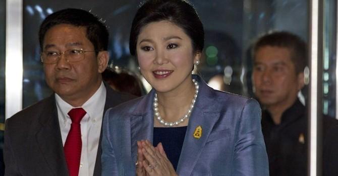 """Reuters: Cựu Thủ tướng Thái Lan đang ở """"một nơi an toàn"""""""