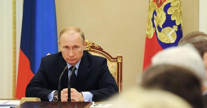 """Ông Putin: """"Hy vọng Nga sẽ không phải áp dụng chế độ thanh toán trước với Ukraine"""""""
