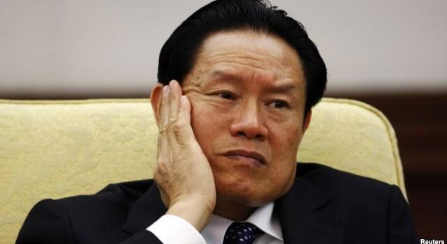 Trung Quốc chính thức truy tố trùm an ninh Chu Vĩnh Khang