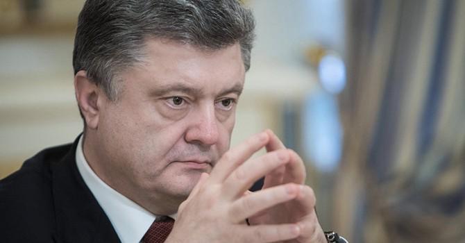 """Ông Poroshenko từng đề nghị Tổng thống Putin """"thu Donbass về Nga"""""""