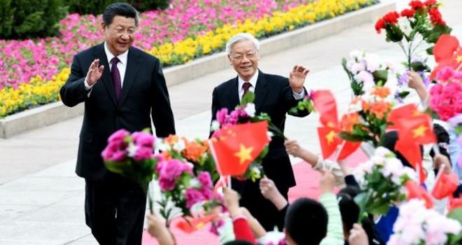 Trung Quốc và Việt Nam nhất trí ủng hộ việc duy trì hòa bình ở Biển Đông