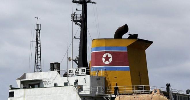 Triều Tiên đòi Mexico thả tàu biển