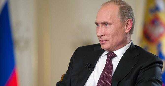 Ông Putin đứng đầu tốp những người có ảnh hưởng nhất thế giới