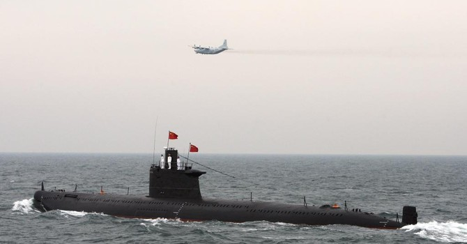Chi phí quân sự tăng vọt ở Trung Quốc, lên tới 216 tỷ USD vào 2014