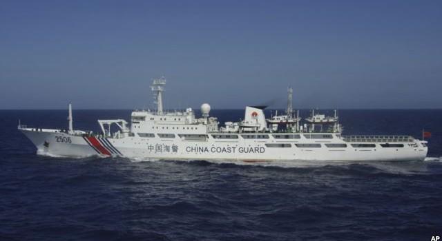 Trung Quốc đang gia tăng nhanh đội tàu hải cảnh