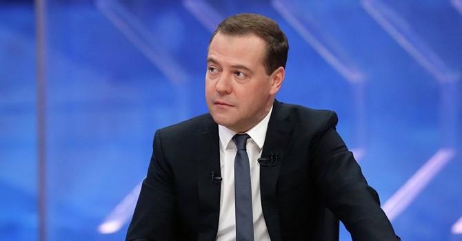 Thủ tướng Medvedev: Nga sẵn sàng đương đầu với mọi áp lực