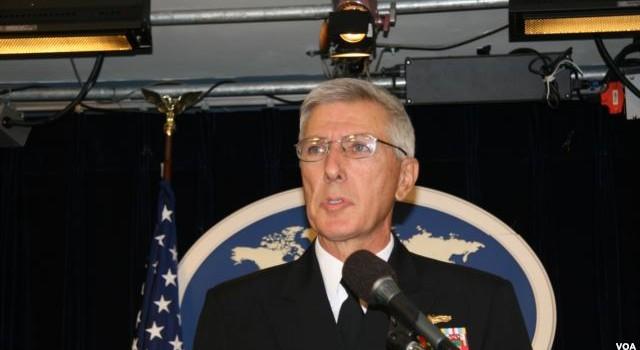 """Đô đốc Hải quân Mỹ: """"Việt Nam chưa có cách ứng phó hữu hiệu ở Biển Đông"""""""