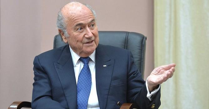 """FIFA: """"Những người phản đối World Cup 2018 tại Nga cứ ngồi ở nhà!"""""""
