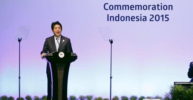 """Thủ tướng Abe bày tỏ sự """"ân hận sâu sắc"""" về Thế chiến II"""