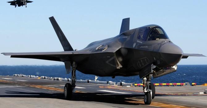 Hoa Kỳ sẽ cung cấp tiêm kích F-35 cho Israel vào 2016