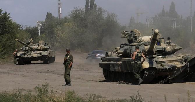 Nga dồn quân sát Ukraine cho một chiến dịch mới?