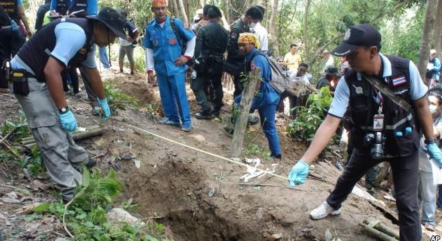 Thái Lan bắt 4 người vì nghi vấn buôn người