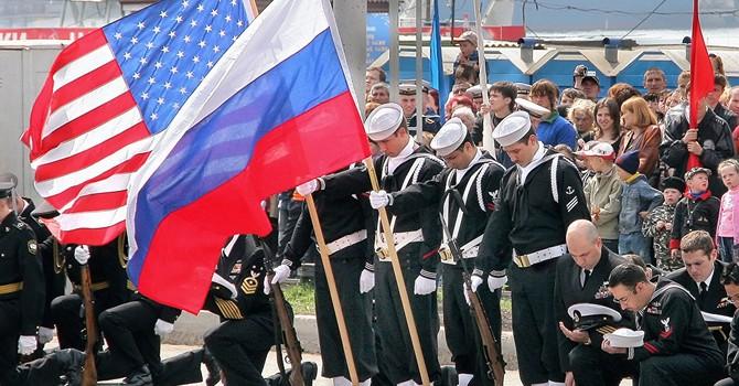"""""""Mỹ không thể thắng Nga trong trận chiến giành Châu Á"""""""