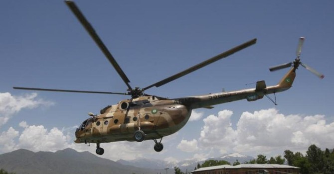 Pakistan: Trực thăng rơi, Đại sứ Na Uy và Philippines thiệt mạng