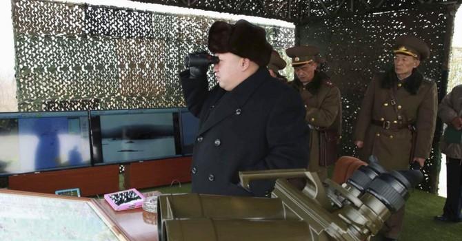 Triều Tiên hành quyết Bộ trưởng Quốc phòng bằng pháo phòng không?