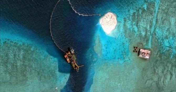 """Trung Quốc đang muốn biến Biển Đông thành """"ao nhà"""""""