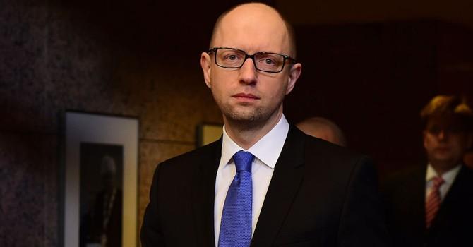 """Thủ tướng Ukraine tố Nga là """"quốc gia hiếu chiến"""""""