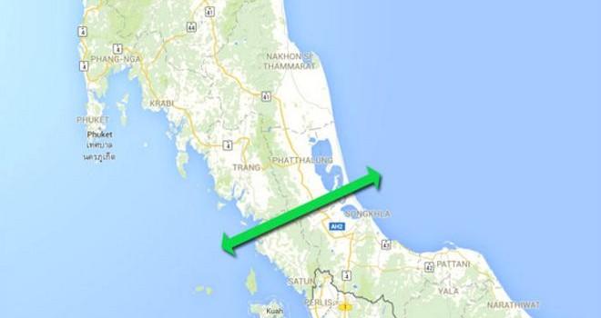 Thái Lan và Trung Quốc bác tin xây kênh đào Kra
