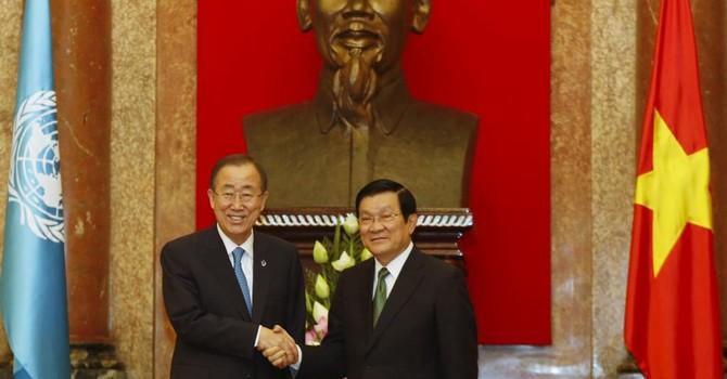 Biển Đông: Tổng thư ký Liên Hiệp Quốc kêu gọi giải pháp hòa bình