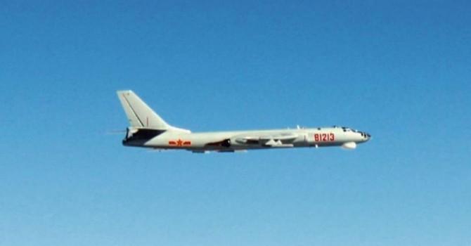 Trung Quốc điều oanh tạc cơ tới gần đảo của Nhật Bản?