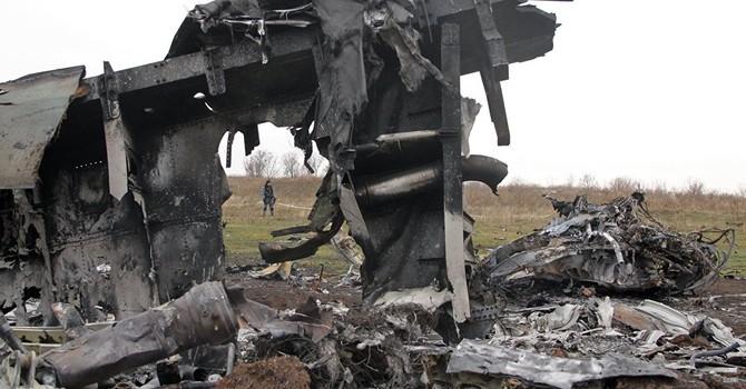 Blogger Hà Lan: Hình ảnh chiếc MH17 bị tên lửa bắn là giả mạo