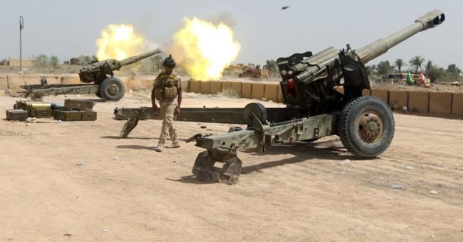 """""""Quân đội Iraq không có ý chí chiến đấu trước quân IS"""""""