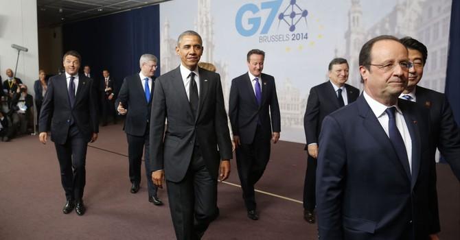 Tổng thống Obama có thể từ chối tham gia hội nghị thượng đỉnh G7