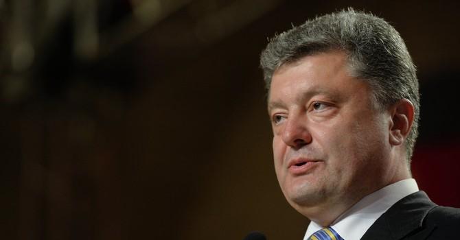 Ukraine kinh tế lụn bại nhưng Tổng thống Porochenko thì vẫn cứ giàu