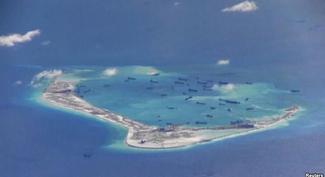 """Tướng Trung Quốc phát biểu: """"Xây đảo ở Biển Đông là 'hợp pháp, hợp lý'"""""""