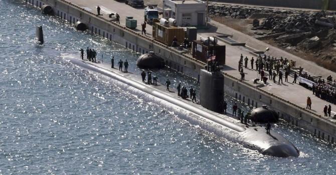 """Mỹ và Hàn Quốc tập trận chống tàu ngầm """"trả đũa"""" Triều Tiên"""