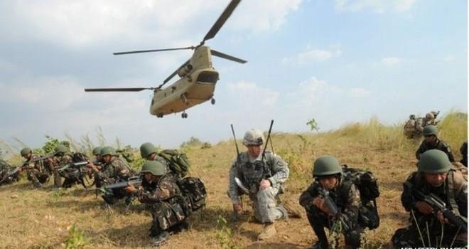 """Hoa Kỳ tuyên bố """"sẽ tiếp tục giữ vai trò trụ cột ở Châu Á"""""""