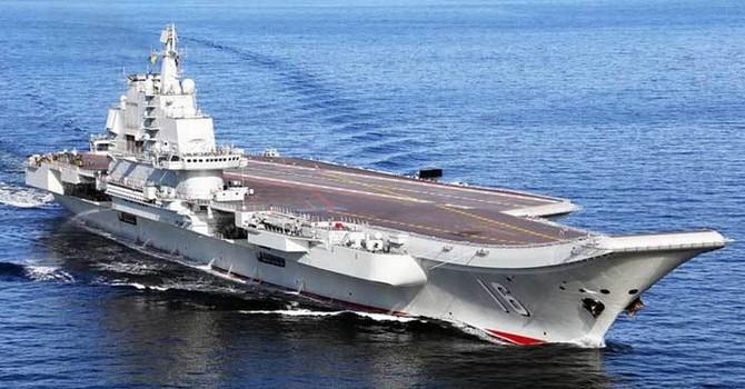 Tầu sân bay Liêu Ninh, miếng mối ngon của các tàu tấn công Mỹ