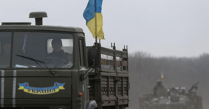 """Quân Ukraine tại Donbass trong tình trạng """"báo động cao"""""""