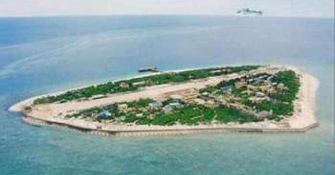 Đài Loan phủ nhận tin tập trận bắn đạn thật trên đảo Ba Bình