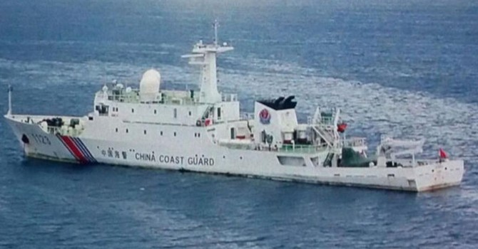 Đến lượt Malaysia tố cáo Trung Quốc xâm phạm lãnh hải