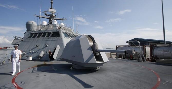 Lộ diện át chủ bài của hải quân Mỹ ở Biển Đông