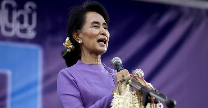 Bắc Kinh trải thảm đỏ đón bà Aung San Suu Kyi