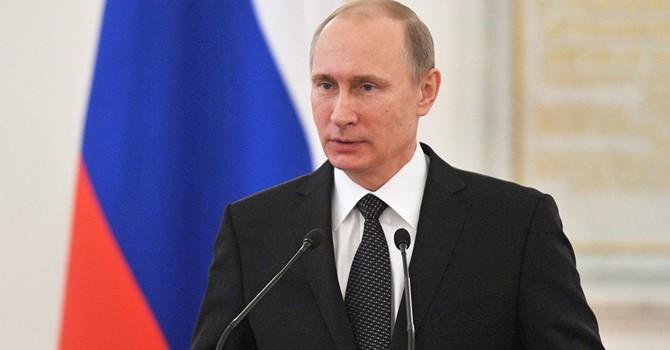 Ông Putin: Nga là đất nước cởi mở và tự do