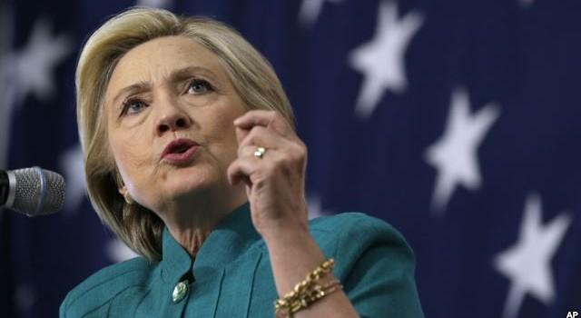 """Bà Hillary Clinton lên tiếng kêu gọi """"cứu vãn TPP"""""""