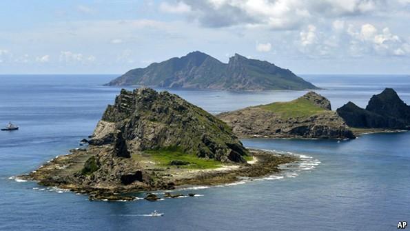 Trung Quốc xây thêm căn cứ theo dõi Điếu Ngư/Senkaku