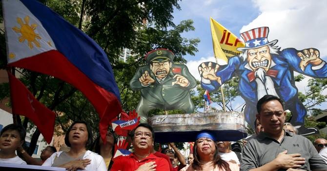 Hơn 2/3 dân Philippines lo sẽ có chiến tranh với Trung Quốc